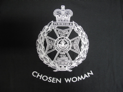 Chosen Woman T-Shirt (Black)